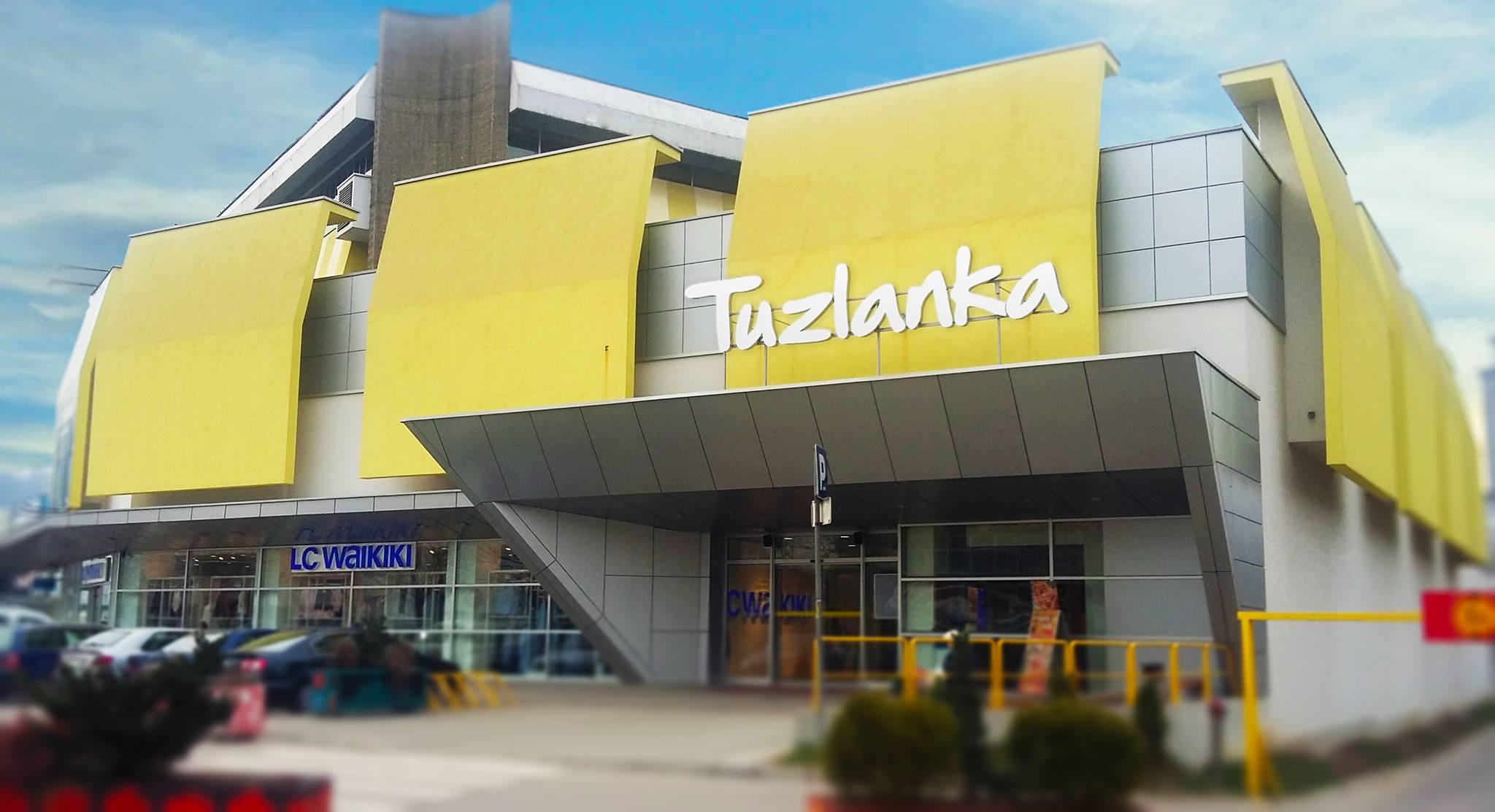 Tuzlanka Shopping Center Tuzla – Bosnia4u.com